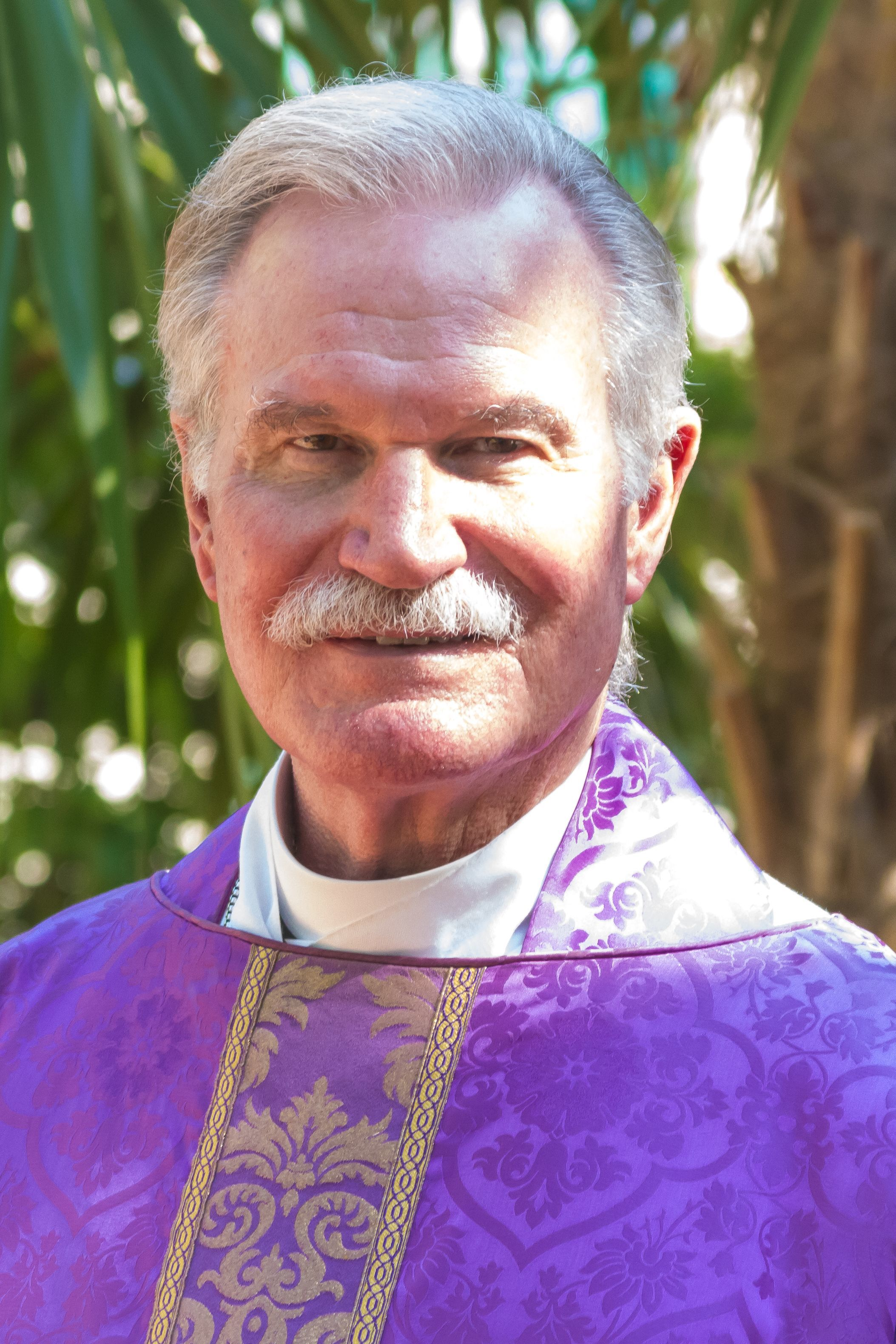 Father Larry D. Hooper ST Paul's Key West Episcopal Church